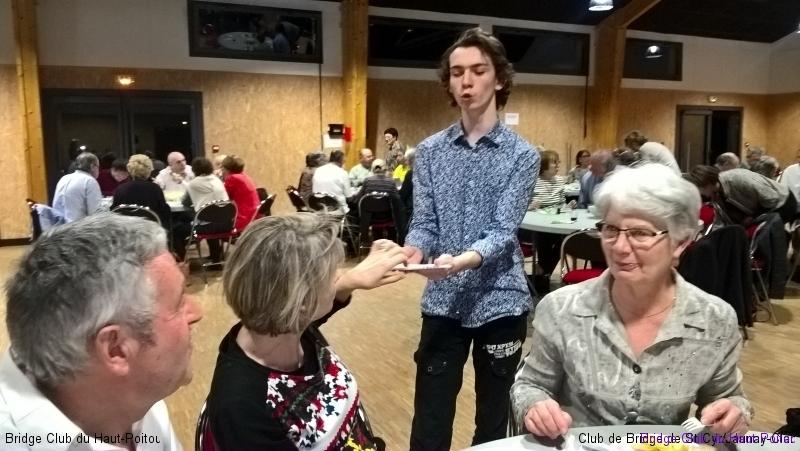 Corentin, notre magicien