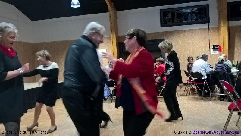 Quels danseurs!