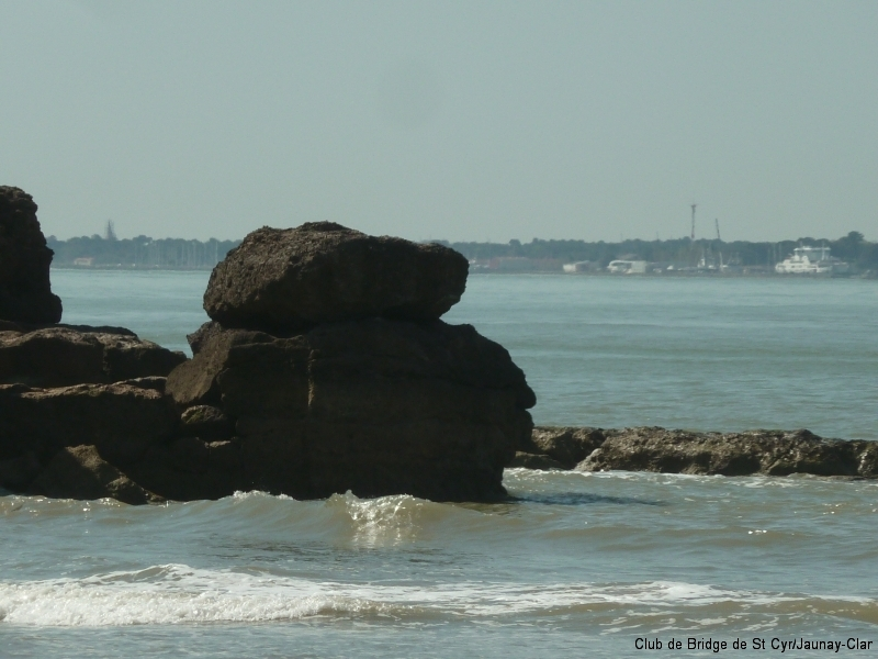 Trop belle la mer...