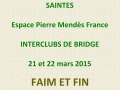 IC - Saintes - 2015